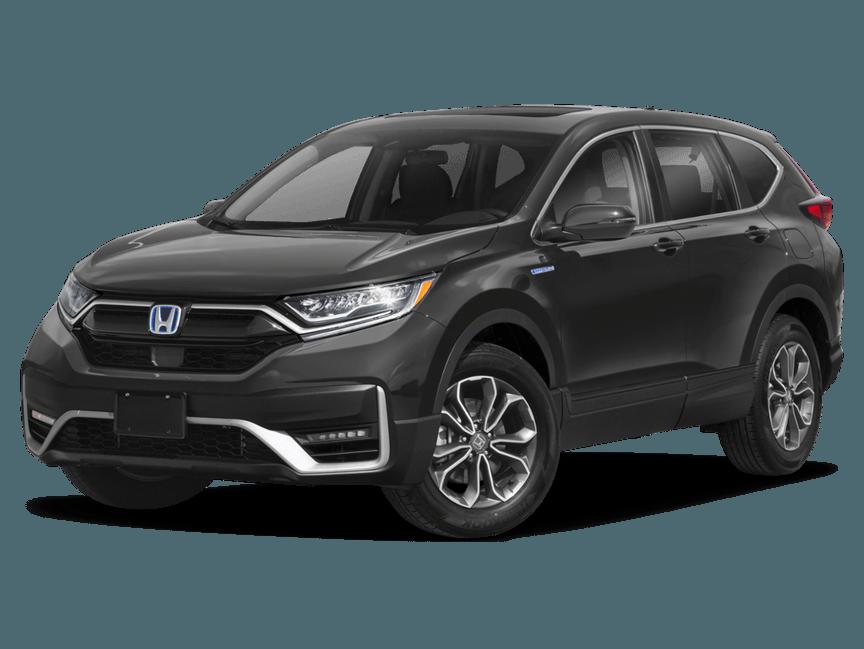 honda cr v hybrid lease price