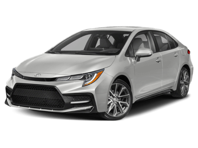 Lease Or Buy A New Toyota Corolla Se Nightshade Edition Rodo