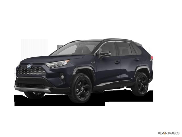 Lease Or Buy A New Toyota Rav4 Hybrid Xse Rodo